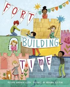 Booktopia has Fort-Building Time by Megan Wagner Lloyd. Buy a discounted Hardcover of Fort-Building Time online from Australia's leading online bookstore. I Love Books, New Books, Start Of Winter, Build A Fort, Science Activities For Kids, Penguin Random House, Project Based Learning, Happy Colors, Stories For Kids