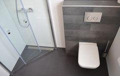 Kleine Badkamer Oplossing : Deze inloopdouche is een mooie oplossing voor een douche in de
