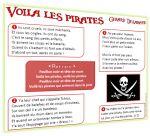 Autour des pirates