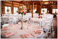 Centros de mesa florales para tu banquete de matrimonio Image: 13