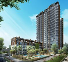 Sant Ritz Next to Potong Pasir MRT (D13) - New Launch Condo/Row House - Property Fishing