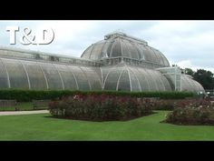 Royal Botanic Garden, Kew - England Tourist Guide - Travel And Discover