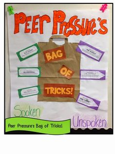 How to Resist Negative Peer Pressure In Grade with Teacher Julia: Teaching How to Resist Negative Peer PressureIn Grade with Teacher Julia: Teaching How to Resist Negative Peer Pressure Elementary School Counseling, School Social Work, School Counselor, Social Emotional Learning, Social Skills, Counseling Activities, Church Activities, Group Activities, Peer Pressure