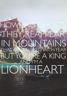 King and Lionheart by Of Monsters and Men