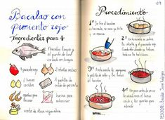 Gastro Andalusi: Bacalao al pimiento Rojo Social Skills For Kids, Philippines Food, Best Camping Gear, Portuguese Recipes, Portuguese Food, Food To Go, Eat Smart, Food Is Fuel, Spanish Food