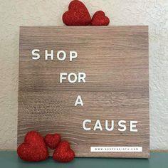 SHOP FOR A CAUSE #shoponsixth #agnesanddora #shopforacause #kindness #charity #helpothers #inspiration