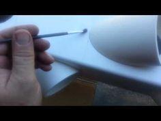 DIY Hydroponic Garden Tower - YouTube