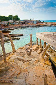 Es Caló #Formentera #Ibiza