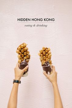 HONG KONG GUIDE: EATING & DRINKING (a pair & a spare)