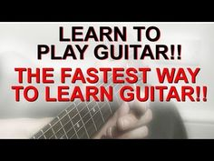 Fastest easy way to learn to play guitar - You can play of of songs! More technique chord variations. of the Busker technique. Online Guitar Lessons, Bass Guitar Lessons, Guitar Lessons For Beginners, Guitar Tips, Guitar Chords, Piano Lessons, Acoustic Guitars, Guitar Online, Guitar Case