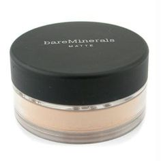 Bare Escentuals Face Care Oz Bareminerals Original Spf 15 Foundation - # Fair For Women - Makeup Best Foundation Makeup, Too Faced Foundation, Mineral Foundation, Matte Foundation, Make Up Looks, Bareminerals Original, Bare Escentuals, Bare Minerals, Natural Glow