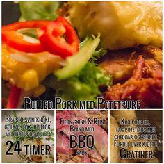 Slowfood Friday – Pulled pork med potetpuré