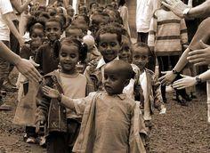 #1. Serve...a humanitarian mission ♥