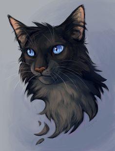 Cinderpelt by Cat-Patrisiya.deviantart.com on @DeviantArt