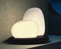 Moai Leucos Table Lamp Item# Moai Regular price: $2,800.00 Sale price: $2,240.00