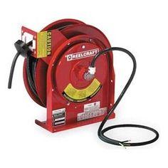 4ft 125V AC 15 Amp 14//3 AWG Gauge 6-Outlet Spider Power Cord Red