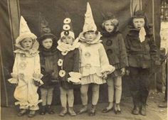 A Collection of 26 Nightmarish Vintage Halloween Photos from the 1930s ~ vintage everyday