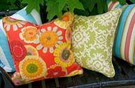 Indoor outdoor fabrics by Trend