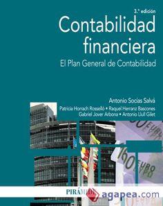 Contabilidad financiera : el Plan General de Contabilidad