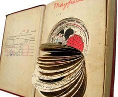 Libros objeto, formato no tradicional    más libros objeto en http://comunidad.catedrasalomone.com/photo/albums/libro-objeto-m-s-ejemplos