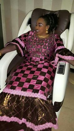 Mali fashion bazin brodé #Malifashion #bazin                              …