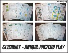 pet store dramatic play food - Google Search