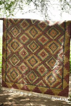 Hemp Rug - Buy kelim hemp rugs online - The Rug Republic Buy Rugs, Rugs Online, Bohemian Rug, Hand Weaving, Hemp, Hand Knitting, Weaving
