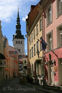 Tallinn, Estonia. Would LOVE to go again!