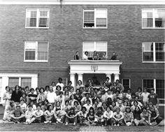 Biddle Hall Spring 1978