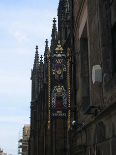 The Witchery. Edinburgh - amazing restaurant