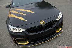 BMW M4 by Impressive Wrap