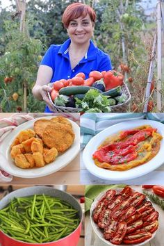 COME FARE SCORTA DI VERDURE PER L'INVERNO DI BENEDETTA My Favorite Food, Favorite Recipes, Potato Vegetable, Romanian Food, Antipasto, Chutney, Italian Recipes, Green Beans, Veggies