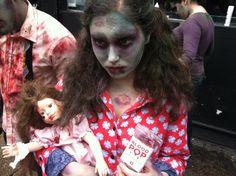 Cute doll! #zombieblooddrive