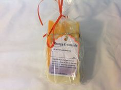 Orange Creamsicle Orange Creamsicle, Soaps, Artisan, Handmade, Food, Hand Soaps, Hand Made, Meals, Soap