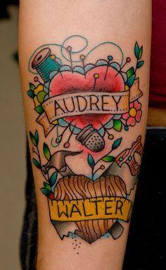 old school tattoo hearts - Google Search