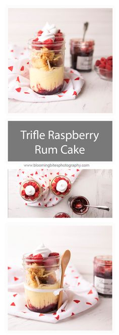Trifle Raspberry Rum