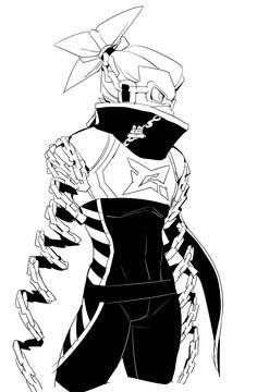 ARMS Ninjara by いっちょ…すの! (@sunoko24) | Twitter
