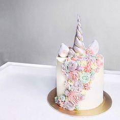 #unicorn #cake #cake trend