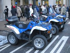 Chicago Police, 4-wheelers