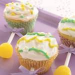 Ingredients  1 box Betty Crocker® SuperMoist® cake mix (any flavor) Water, vegetable oil and eggs called for on cake mix box 1 container Betty Crocker® Rich & Creamy vanilla or creamy white…