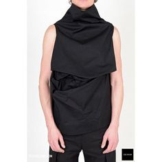 What just flew in? #rickowens #ss17 #walrus Pelican Top, among other new pieces from the mainline @ sevenhelsinki.comsevenhelsinki