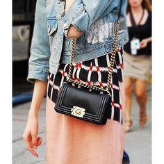 Nuevo COCOBOY Bag . A partir de mañana disponible en nuestra online store!  No es ideal? www.lacremedellacreme.com