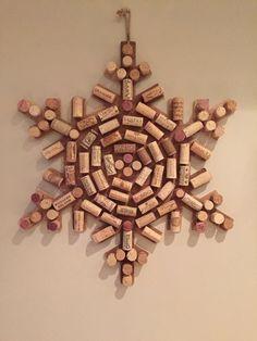 Wine Bottle Cork Crafts 22 #winecorkcrafts