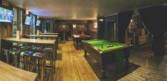 #TheCraftyPig #Glasgow #GlasgowBar #ScottishBar #Pool #Snooker #BeerPong #InteriorDesign