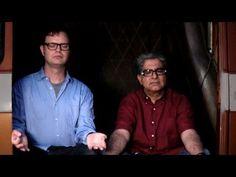 Rainn gets deep with Deepak (and then sits on him) - Metaphysical Milkshake - SOULPANCAKE  (hilarious!  <3k<3)
