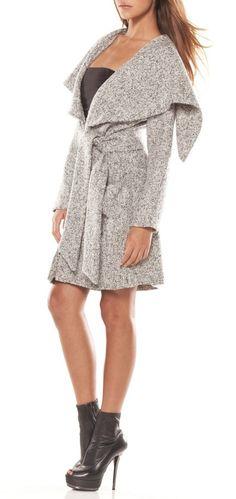 Shawl Sweater / alexis