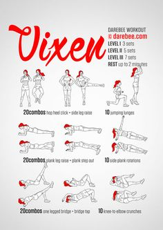 Visual Workouts | Posted by: AdvancedWeightLossTips.com