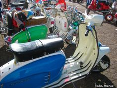 Lambretta Series II and III