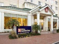 New Orleans (LA) Hilton Garden Inn New Orleans Convention Center Hotel United States, North America Set in a prime location of New Orleans (LA), Hilton Garden Inn New Orleans Convention Center Ho puts everything the city has to offer just outside your doorstep. Offering a variety of facilities and services, the hotel provides all you need for a good night's sleep. 24-hour room service, facilities for disabled guests, Wi-Fi in public areas, valet parking, car park are just some...
