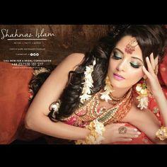 Fresh Colourful Signature Bride look